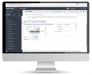 Integrating Change Tracker with ServiceNow