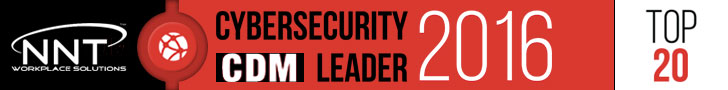 Cyber security leader 2016