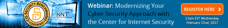 Modernizing Your Cyber Security Approach with the Center for Internet Security